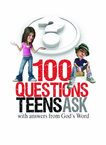 100 Questions Teens Ask By Freeman-Smith