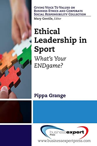 ETHICAL LEADERSHIP IN SPORT By GRANGE