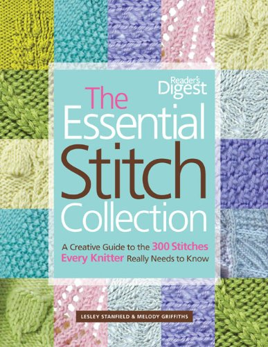 The Essential Stitch Collection By Lesley Stanfield