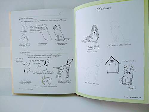 Illustration School: Let's Draw Cute Animals By Sachiko Umoto