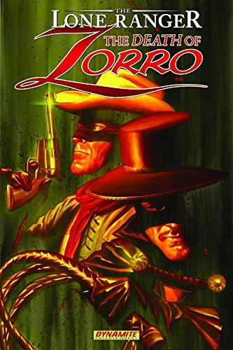 The Lone Ranger/Zorro: The Death of Zorro by Esteve Polls