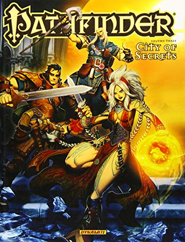 Pathfinder Volume 3: City of Secrets By Jim Zub