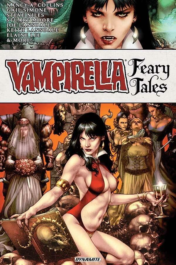Vampirella: Feary Tales by Eric Trautmann