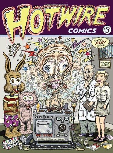 Hotwire Comics #3 By Glenn Head