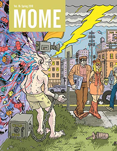 Mome 18 By Eric Reynolds