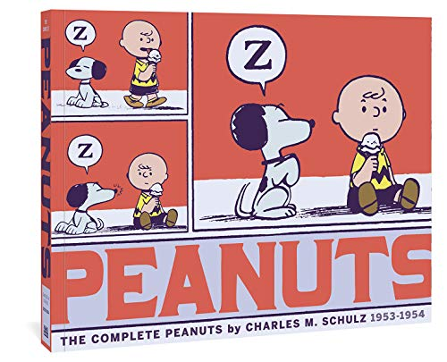Complete Peanuts, The: 1953-1954 By Charles M Schulz