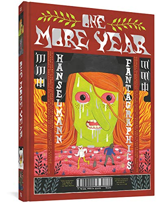 One More Year By Simon Hanselmann