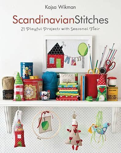 Scandinavian Stitches By Kajsa Wikman