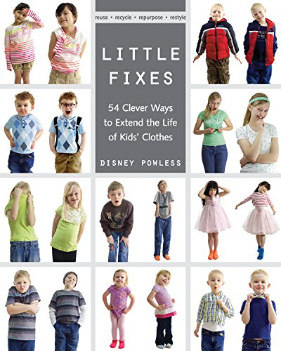Little Fixes By Disney Powless