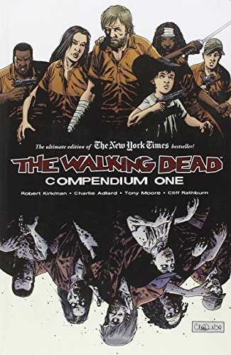 The Walking Dead Compendium Volume 1 By Robert Kirkman