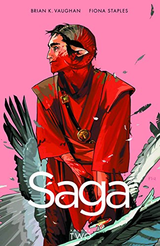 Saga Volume 2 By By (artist) Fiona Staples