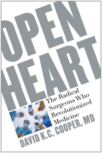 Open Heart By Mr David Cooper