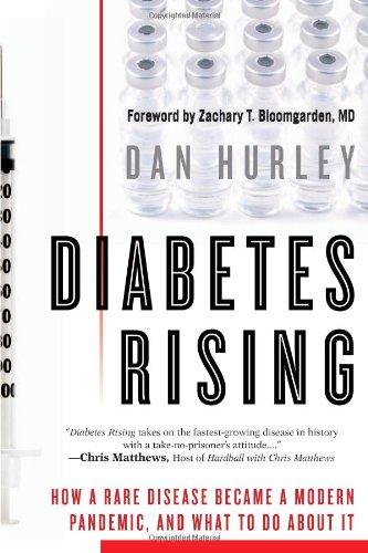 Diabetes Rising By Dan Hurley