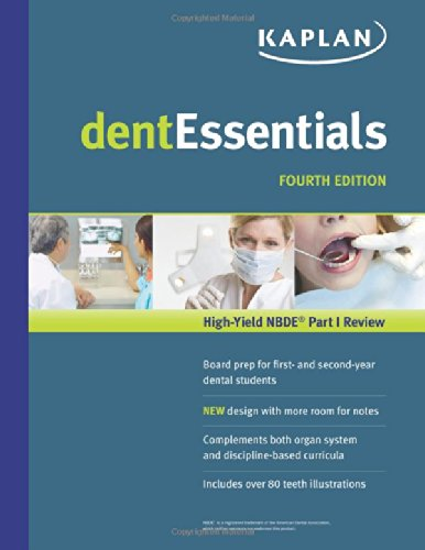 DentEssentials: High-yield NBDE Part I Review by Michael S. Manley