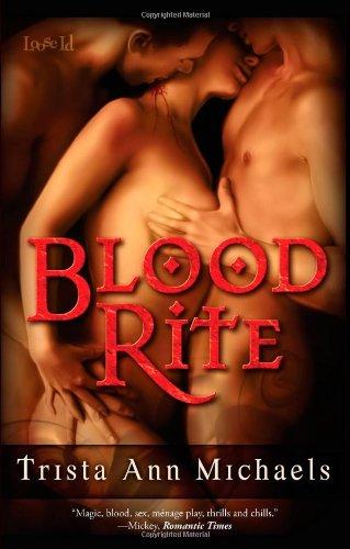 Blood Rite By Trista Ann Michaels