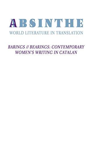 Absinthe: World Literature in Translation By Megan Berkobien