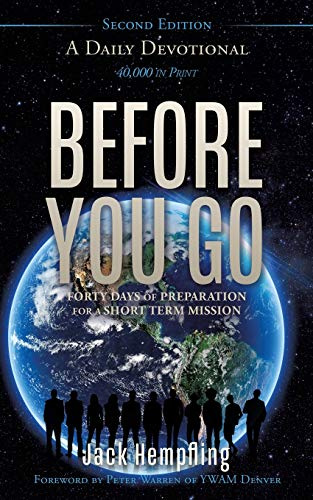 Before You Go By Jack Hempfling