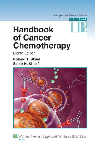 Handbook of Cancer Chemotherapy By Roland T. Skeel