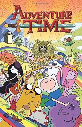 Adventure Time, Volume 1 von Ryan North