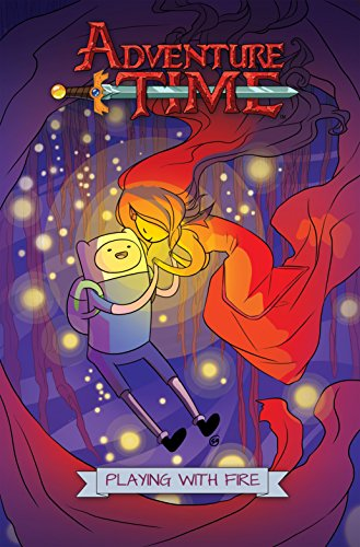 Adventure Time Original Graphic Novel Vol. 1: Playing with Fire By Danielle Corsetto