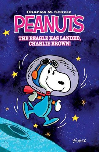 Peanuts The Beagle Has Landed, Charlie Brown Original Graphic Novel By Vicki Scott