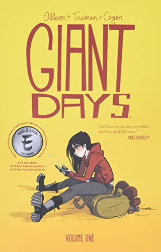 Giant Days Vol. 1 By By (artist) Whitney Cogar