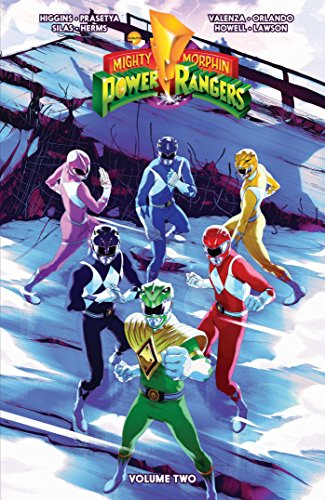 Mighty Morphin Power Rangers Vol. 2 By Kyle Higgins