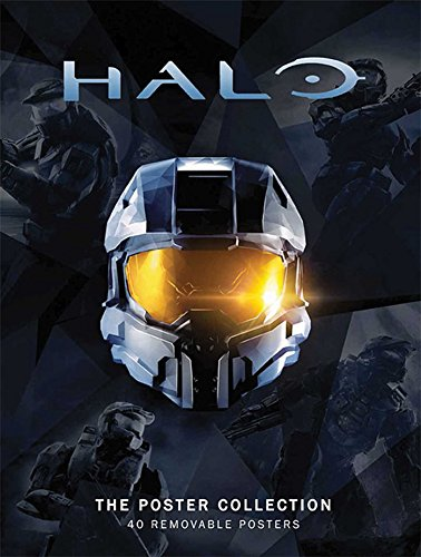 Halo: The Poster Collection (Insights Poster Collections) By Insight Editions