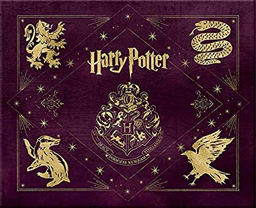 Harry Potter Hogwarts Deluxe Stationery Kit (Insights Deluxe Stationery Sets): Hogwarts Deluxe Stationery Set By .
