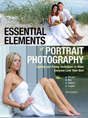 Essential Elements Of Portrait Photography By Bill Israelson