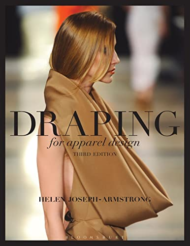 Draping for Apparel Design By Helen Joseph-Armstrong