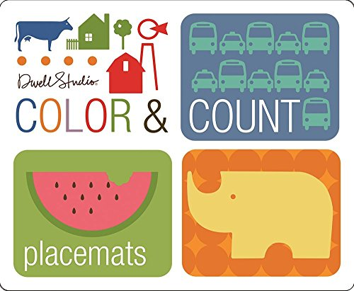 Color & Count Placemats by Dwellstudio