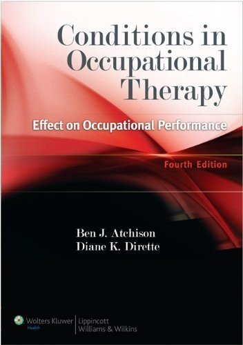 Conditions in Occupational Therapy By Ben Atchison