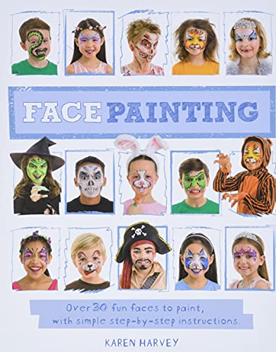 Face Painting von Karen Huwen