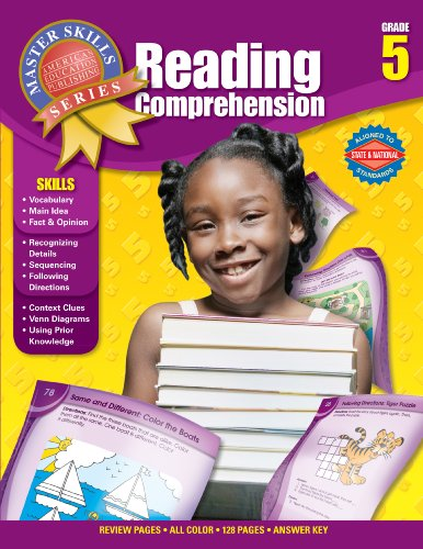 Reading Comprehension, Grade 5 By American Education Publishing