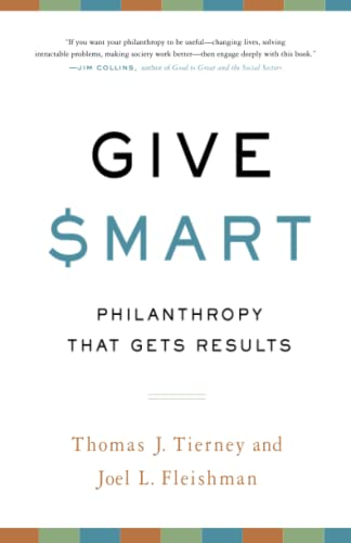 Give Smart By Thomas J. Tierney
