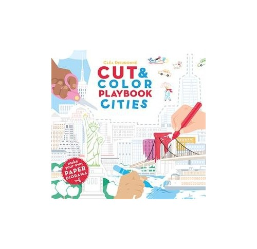 Cut and Color Playbook Cities