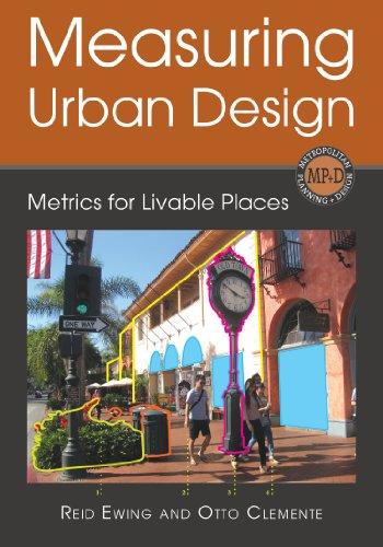 Measuring Urban Design By Reid Ewing