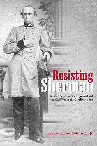 Resisting Sherman By Thomas Robertson