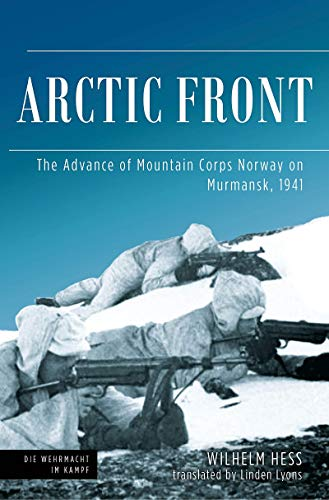 Arctic Front By Wilhelm Hess
