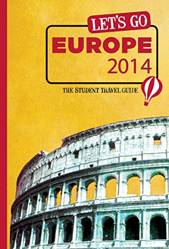 Let's Go Europe 2014 By Harvard Student Agencies