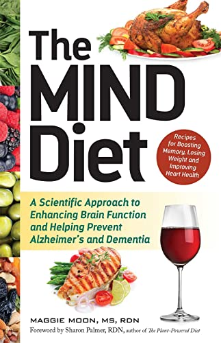 The Mind Diet By Maggie Moon, MS RDN