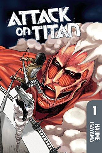 Attack On Titan 1 by Hajime Isayama