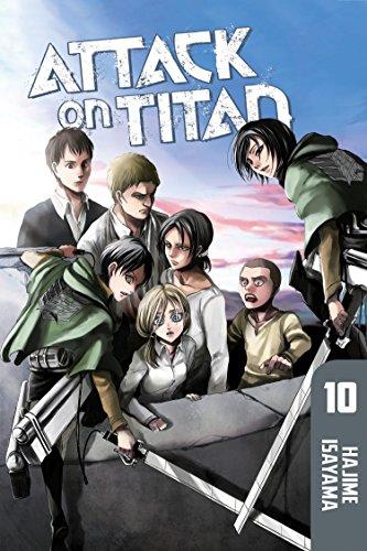 Attack On Titan 10 By Hajime Isayama