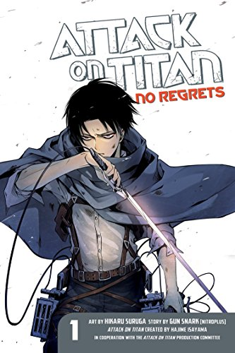 Attack on Titan: No Regrets 1 By Hajime Isayama