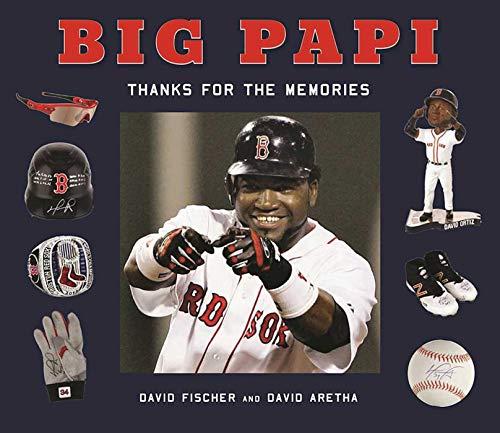 Big Papi By David Fischer