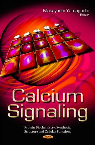 Calcium Signaling By Masayoshi Yamaguchi