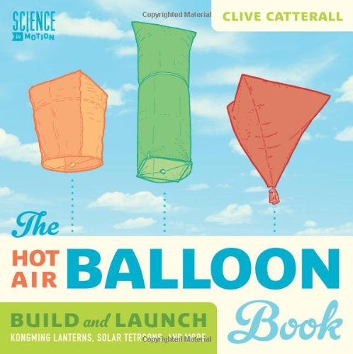 Hot Air Balloon Book By Clive Catterall
