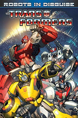 Transformers Robots In Disguise Volume 1 By Andrew Griffith