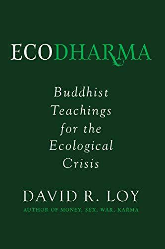 Ecodharma By David Loy